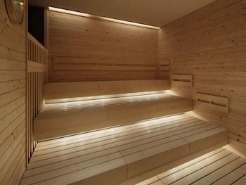 KOBE MINATO ONSEN REN Sauna