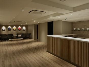 KOBE MINATO ONSEN REN Spa Reception