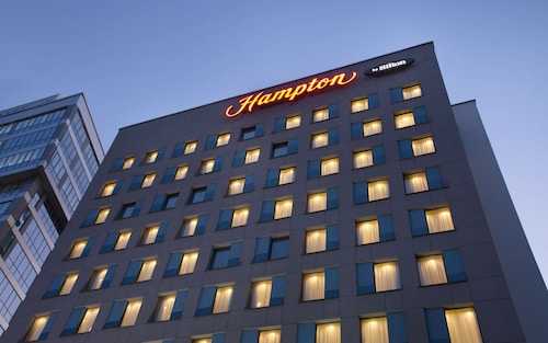 . Hampton by Hilton Minsk City Centre