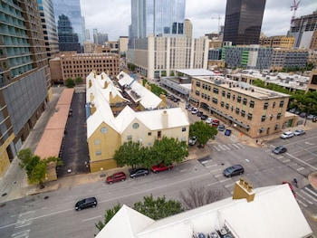 Residences at The Railyards - Downtown Austin - Aerial View  - #0
