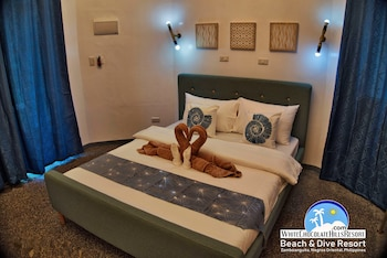 White Chocolate Hills Resort Dumaguete Guestroom