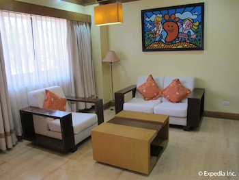 Hollywood Suites Bulacan Living Room