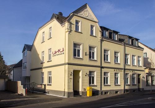 Kolonia - Uhu Gästehaus - z Poznania, 3 kwietnia 2021, 3 noce
