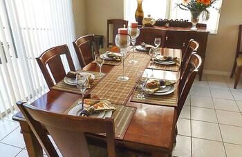 Sunshine Homes USA Villa Tava - Dining  - #0