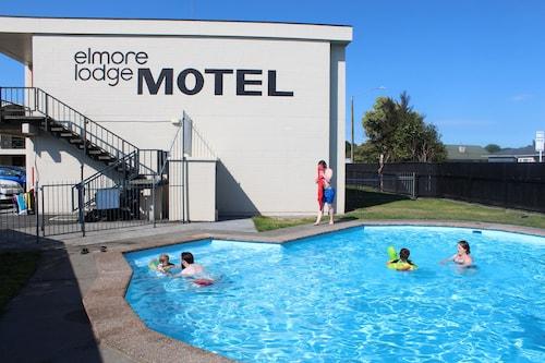 Elmore Lodge Motel, Hastings city