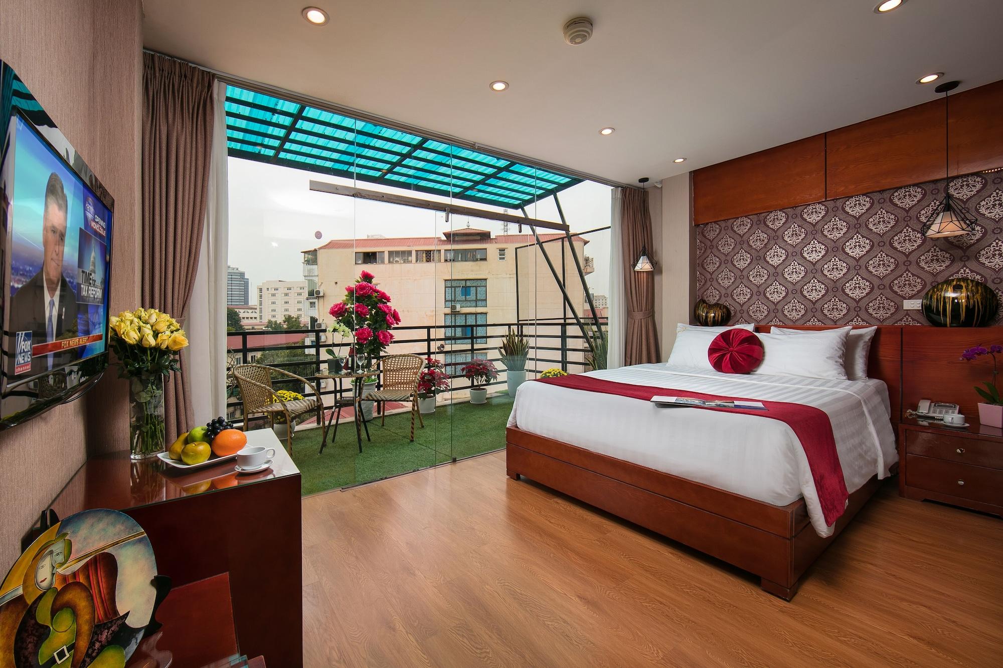 Hanoi Lotus Boutique Hotel, Hoàn Kiếm