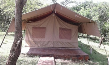 Enkolong Tented Camp - Restaurant  - #0