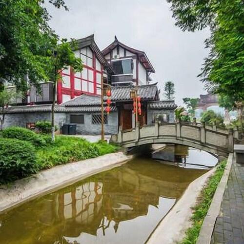 Jinye Chanyi Vacation Hotel, Leshan