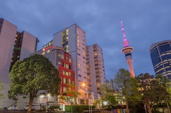Hotel - Ramada Suites Auckland, Federal Street