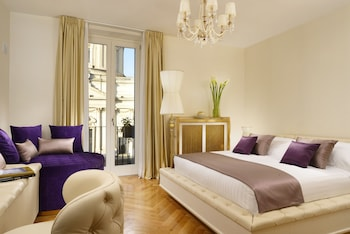 Suite, Balcony