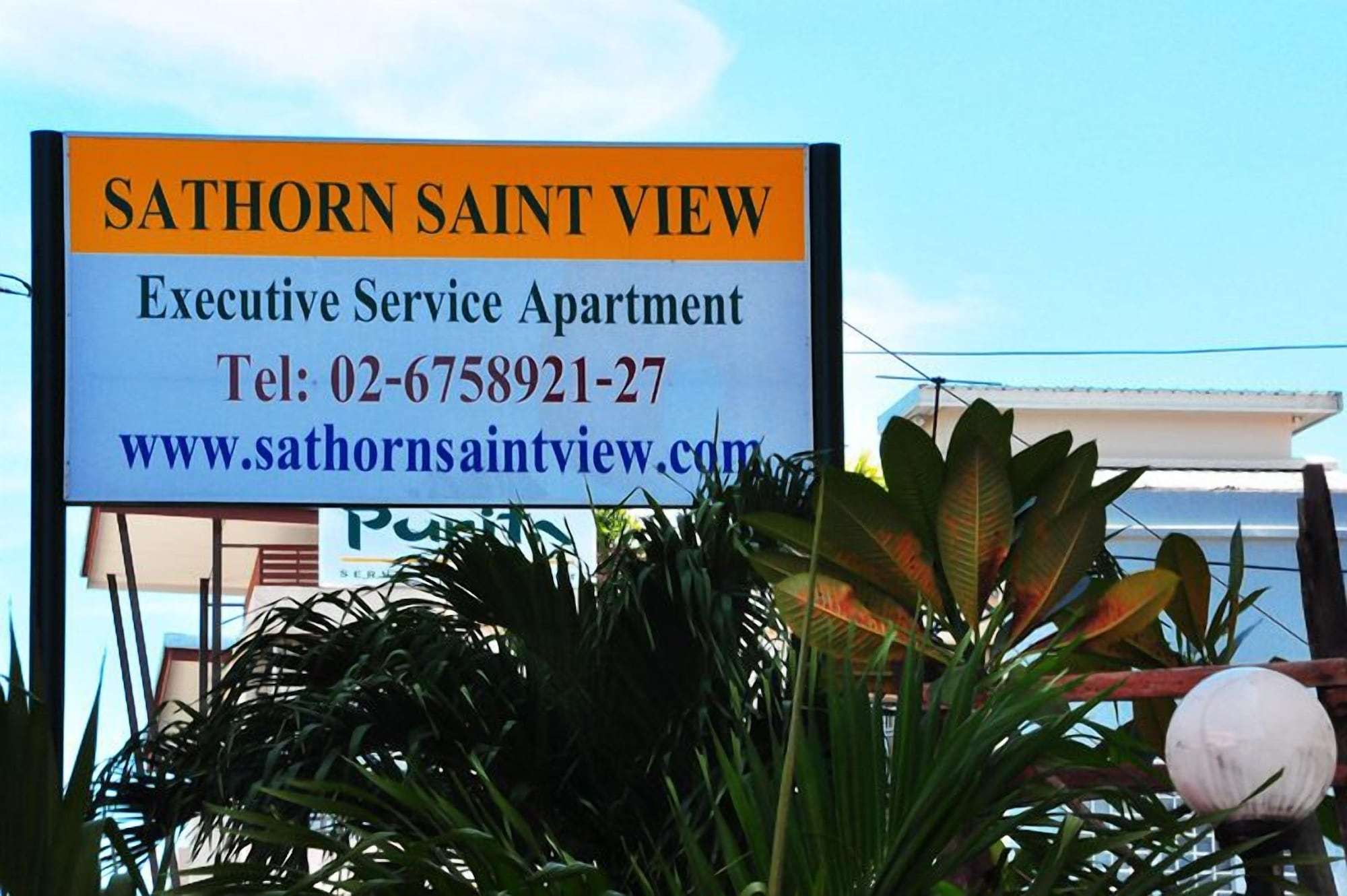 Sathorn Saint View Serviced Apartment, Sathorn