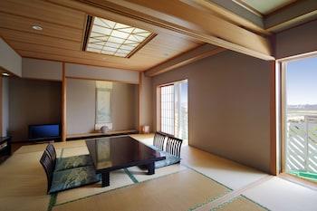 Japanese Suite A, Smoking