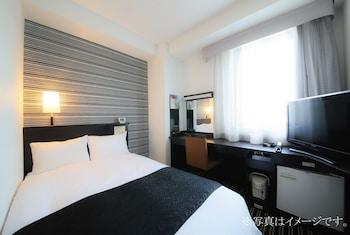 ビジネス ダブルルーム 1 ベッドルーム 禁煙|アパホテル〈さいたま新都心駅北〉