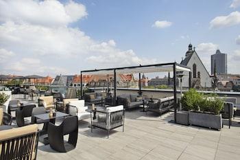 萊比錫美利亞怡思得飯店 INNSiDE by Melia Leipzig