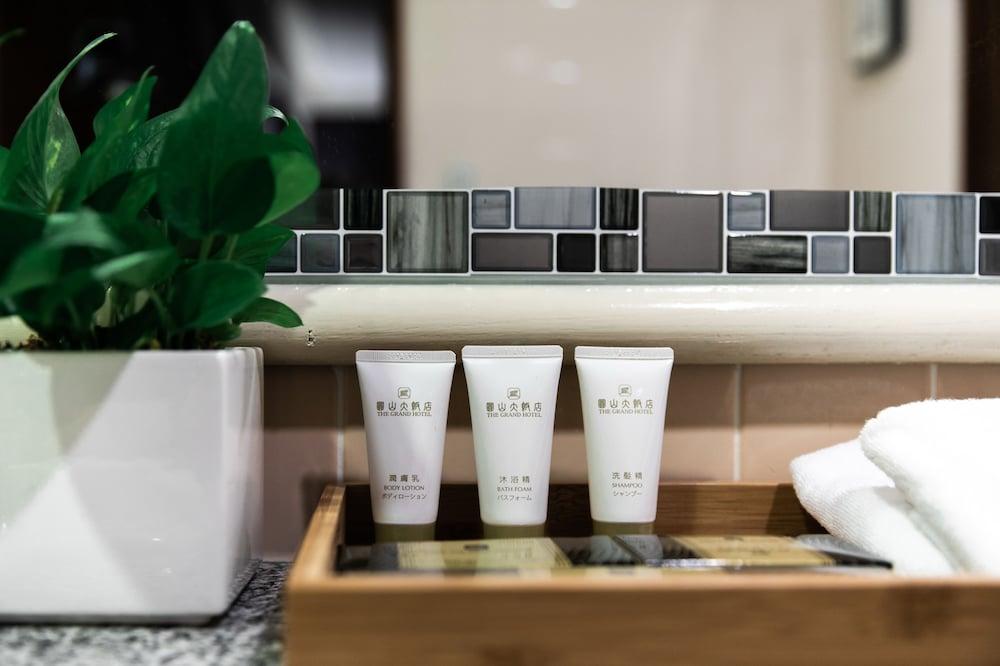 ザ グランド ホテル高雄 (高雄圓山大飯店)
