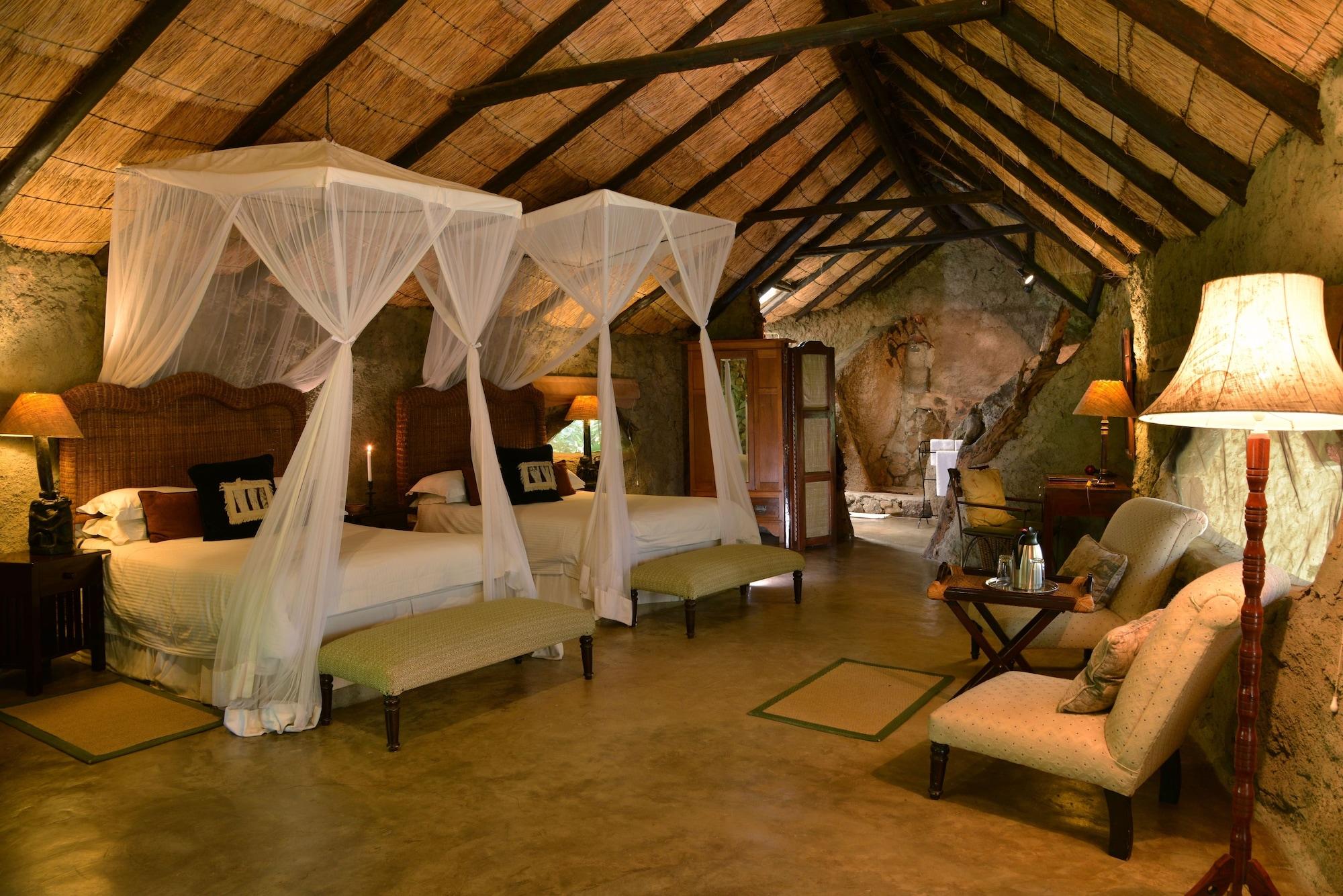 Amalinda Lodge, Matobo
