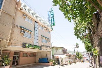 GV HOTEL MASBATE Front of Property