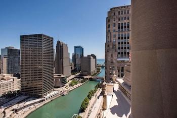希爾頓古董精選芝加哥倫敦別墅飯店 LondonHouse Chicago, Curio Collection by Hilton