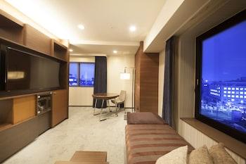 RICHMOND HOTEL PREMIER TOKYO OSHIAGE Living Area