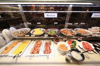 RICHMOND HOTEL PREMIER TOKYO OSHIAGE Breakfast Area