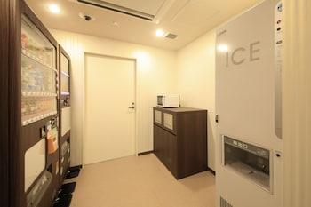 RICHMOND HOTEL PREMIER TOKYO OSHIAGE Vending Machine