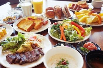 RICHMOND HOTEL PREMIER TOKYO OSHIAGE Buffet
