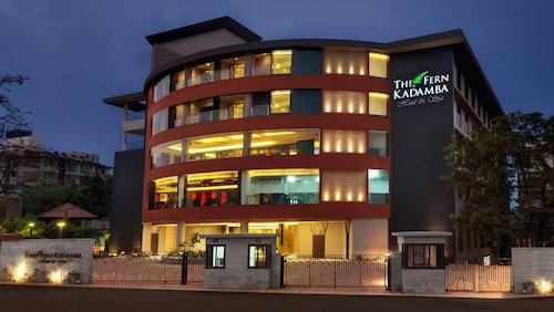 The Fern Kadamba Hotel and Spa, North Goa
