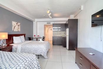 Private Apartments At The Casablanca