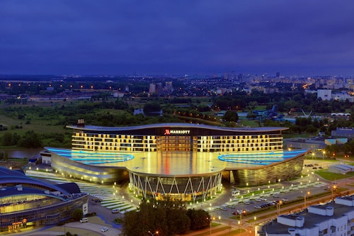 . Minsk Marriott Hotel