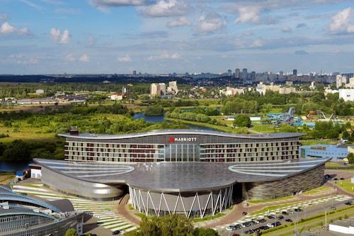 Minsk Marriott Hotel, Minsk