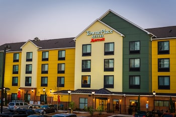 5 1 Miles From Colonial Life Arena Towneplace Suites Columbia Northwest Harbison Photo