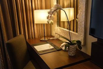 HOTEL MONTICELLO Room Amenity