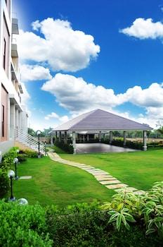 HOTEL MONTICELLO Garden