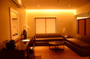 HOTEL MONTICELLO Guestroom