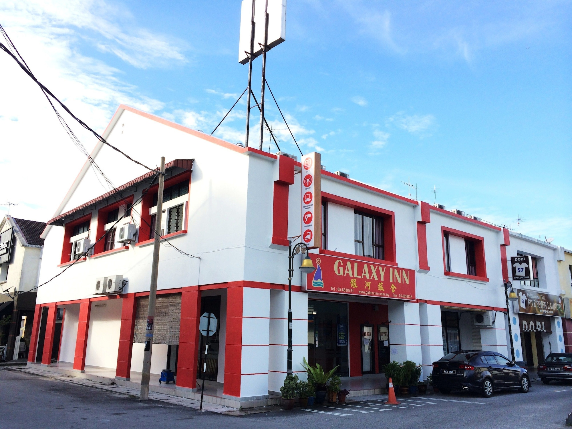 Galaxy Inn, Manjung