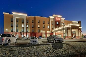 新墨西哥拉斯克魯塞斯 I-10 歡朋套房飯店 Hampton Inn & Suites Las Cruces I-10, NM