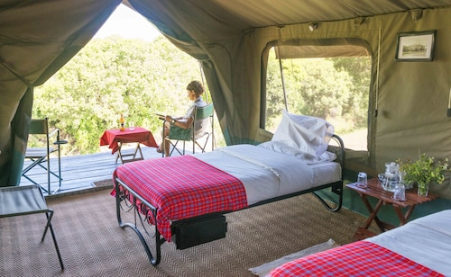 Julia's River Camp, Narok West