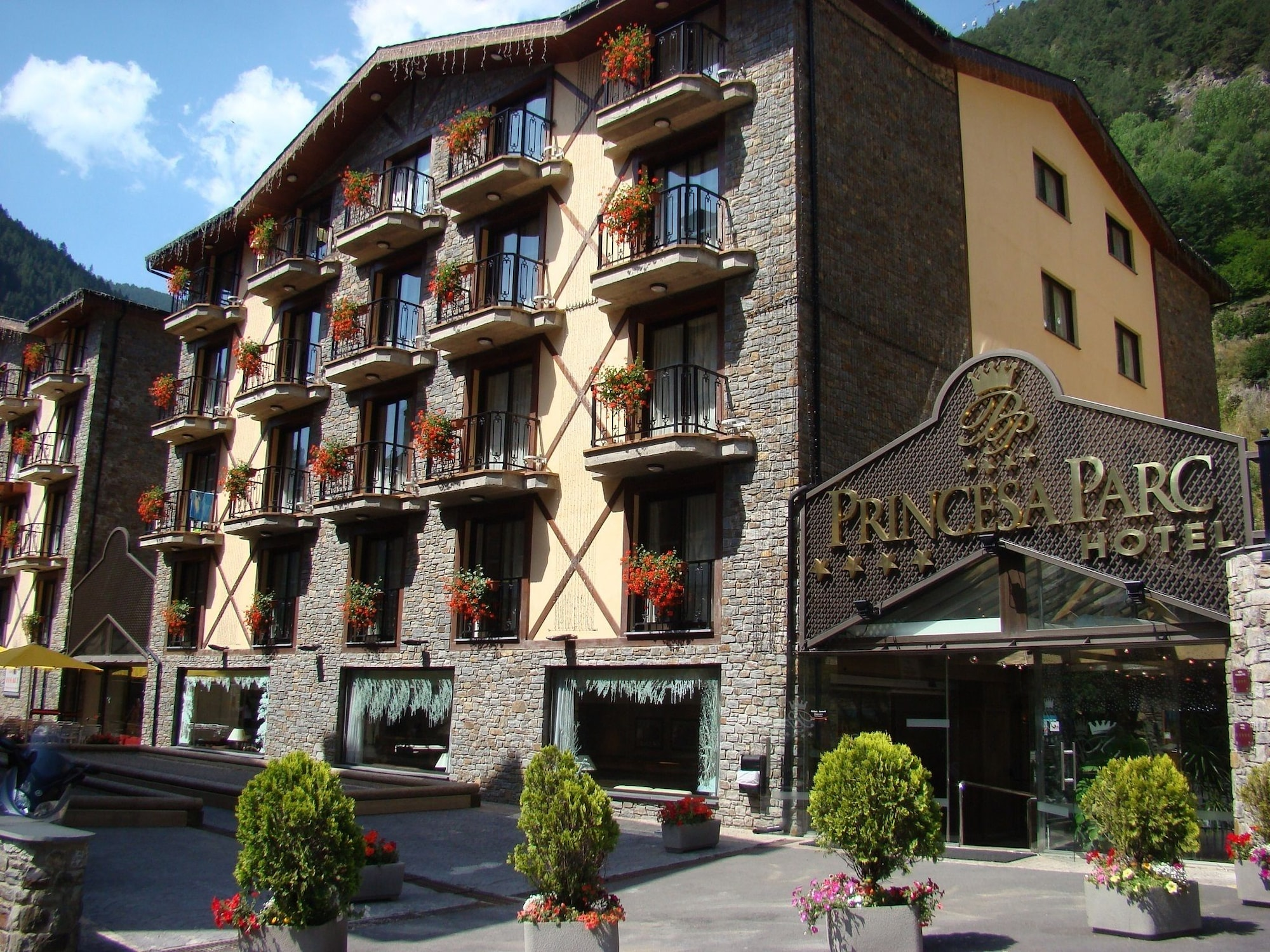 Hotel Diana Parc,