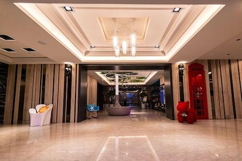 Morn Sun Hotel, Changhua