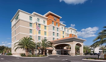 卡納維爾角-可可海灘希爾頓欣庭飯店 Homewood Suites by Hilton Cape Canaveral-Cocoa Beach