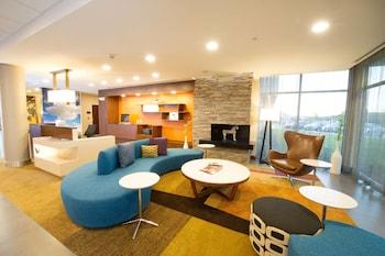 達拉斯北普萊諾費爾菲爾德套房飯店 Fairfield Inn & Suites Dallas Plano North