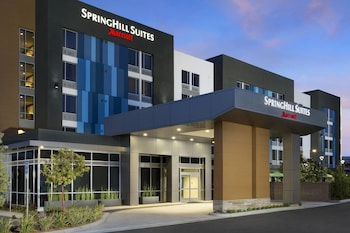 Exterior at Springhill Suites San Diego Mission Valley in San Diego