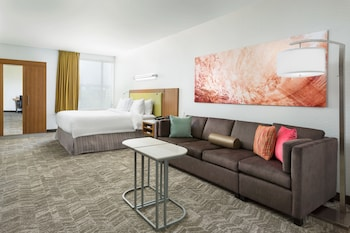 Guestroom at Springhill Suites San Diego Mission Valley in San Diego