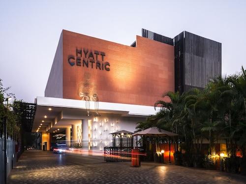 . Hyatt Centric Candolim Goa