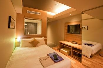 ダブルルーム (Anji)|20㎡|琉球温泉瀬長島ホテル