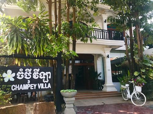 Champey Villa, Siem Reab