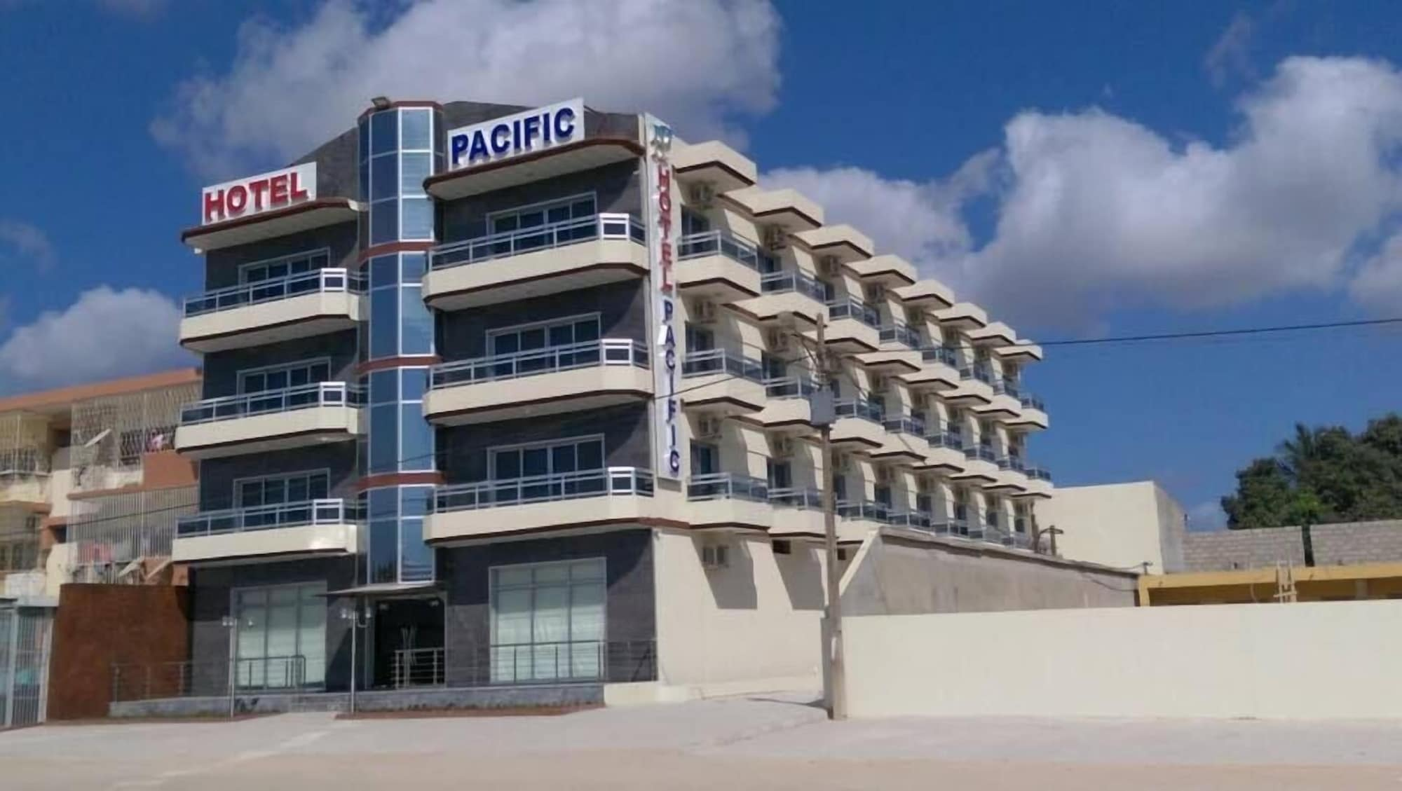 Hotel Pacific, Nacala Velha