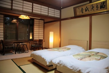 Japanese Style Traditional Room Twin Bed (Shared bath room)