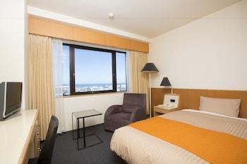 シングルルーム 禁煙 日本海ビュー|19㎡|ホテル グランミラージュ