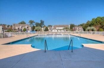 Units at Fairway Oaks by Elliott Beach Rentals - Outdoor Pool  - #0